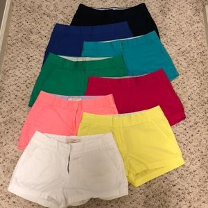 J Crew chino shorts *will sell separately!